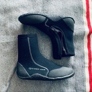 Deep See Atlantic 6.5mm Neoprene Boots